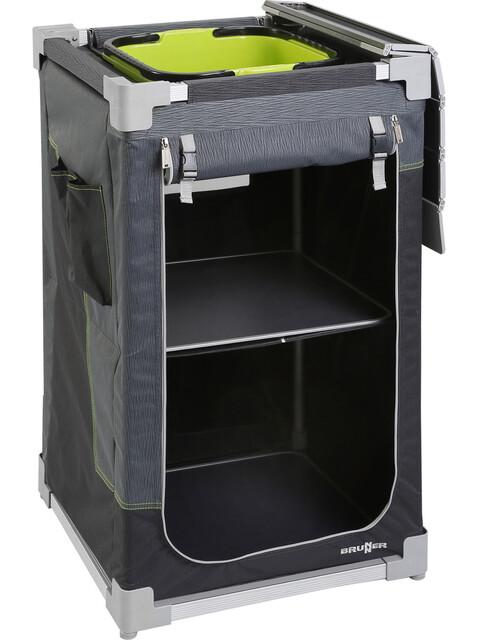 Brunner Jum-Box 3G ST - Armoire de camping - gris